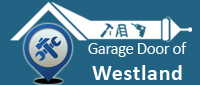 Garage Door Of Westland Logo